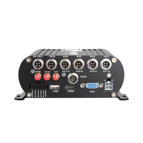 Видеорегистратор ВРХ4-ЕНВО (EHERNET, GNSS, Wi-Fi, 4G)