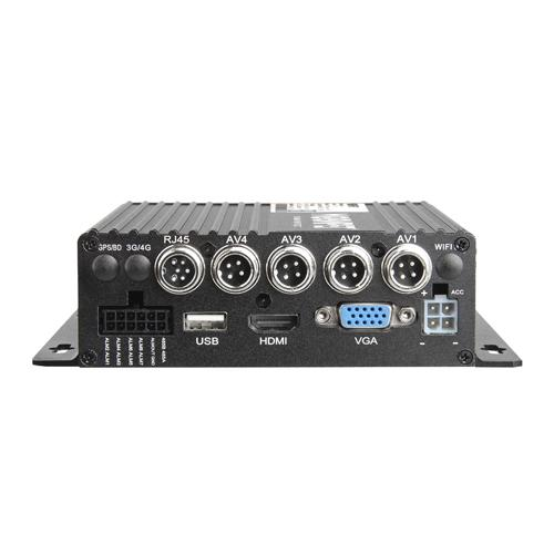 Видеорегистратор ВРК4-ЕН (EHERNET, GNSS, 2 SD-карты)