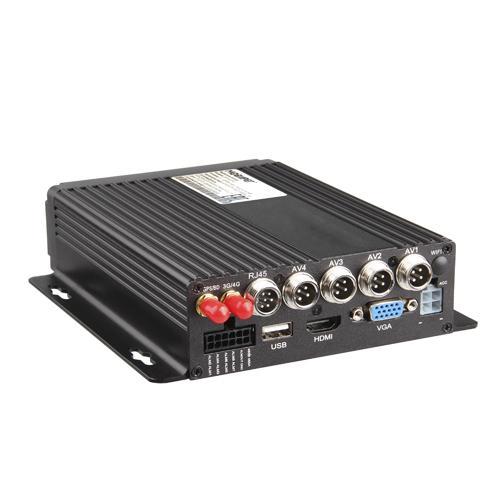 Видеорегистратор ВРК4-ЕНО (ETHERNET, GNSS, 4G, 2 SD-карты)