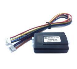 Конвертер интерфейса UART-RS232 Вега К-232
